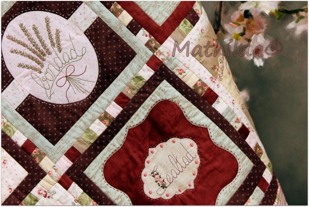 Quilt Patchwork Mathilda