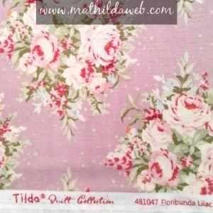 MATHILDA/Tilda floribunda lilac