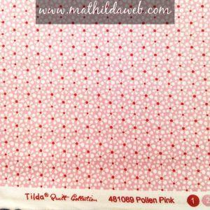 MATHILDA/tilda pollen pink