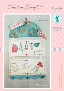 mathilda no olvides kit mat403