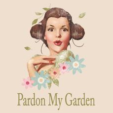 """Tilda® """"Pardon My Garden"""""""
